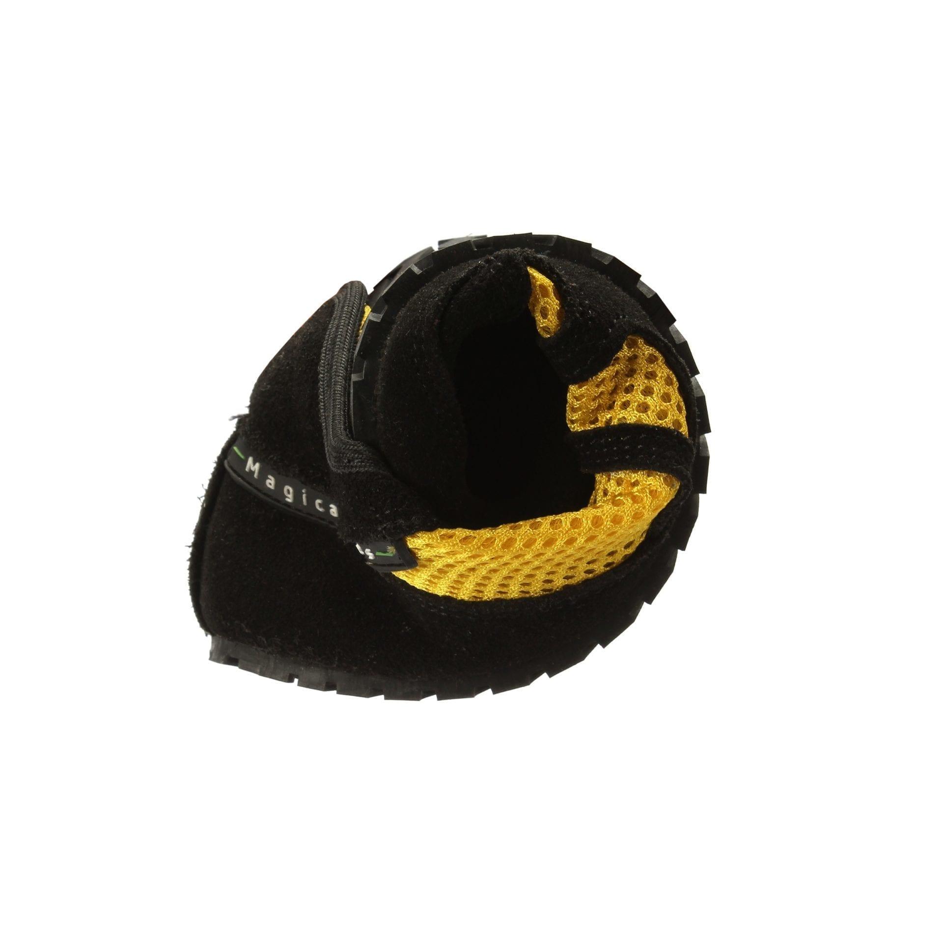 Barfußschuh-Hersteller Magical Shoes Explorer Lemon Splash  Barfußschuhe für natürliches und gesundes Gehen & Laufen elastisch