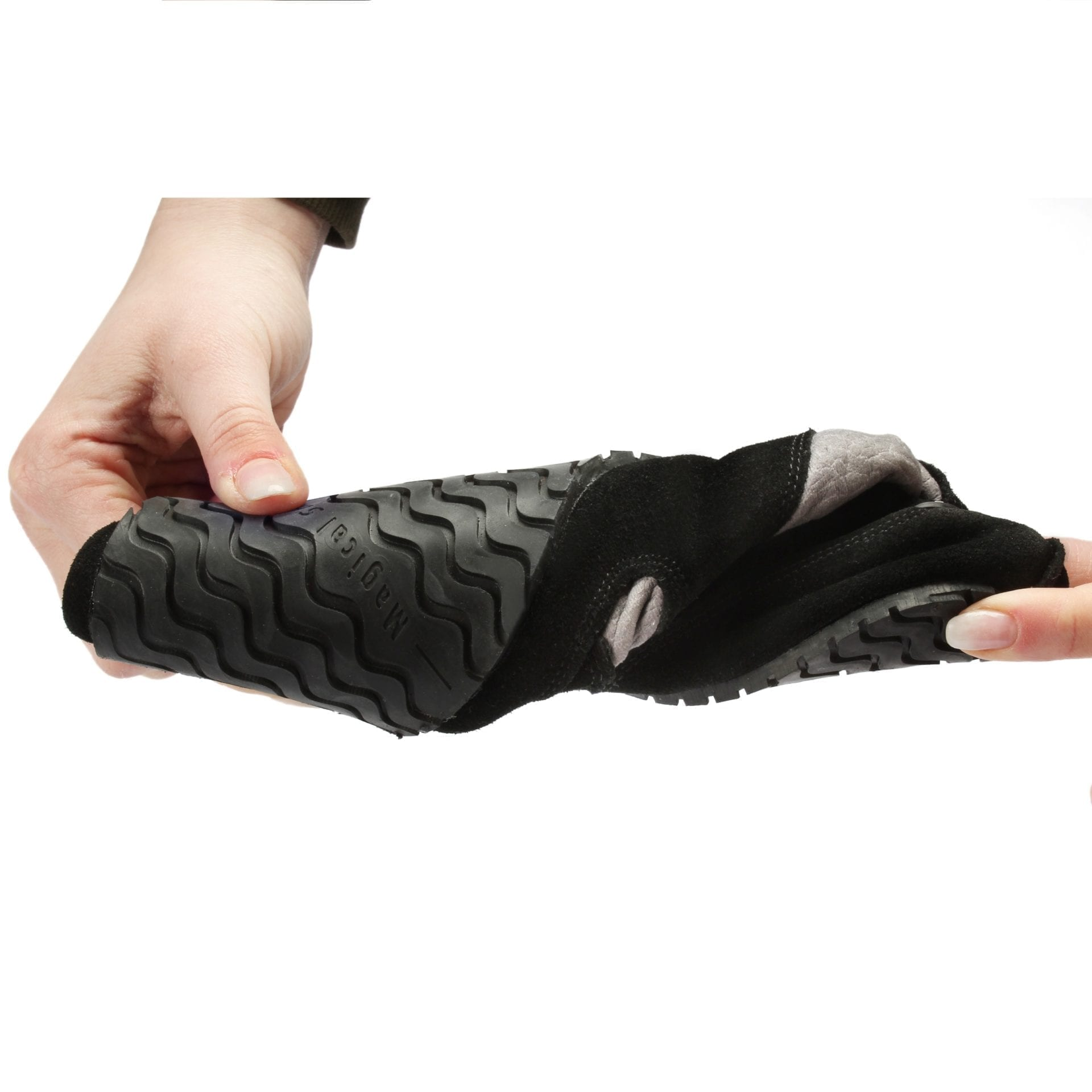 Barfußschuh-Hersteller Magical Shoes Grizzly Barfußschuhe für natürliches und gesundes Gehen & Laufen elastisch