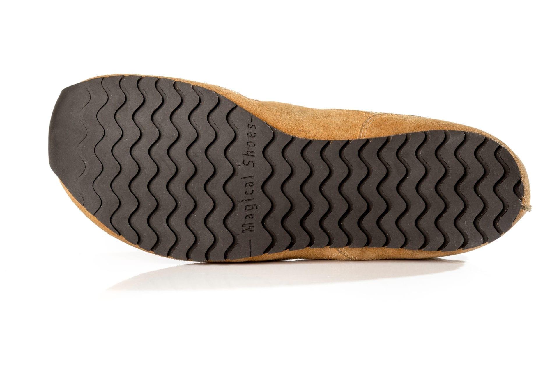 Barfußschuh-Hersteller Magical Shoes Explorer Hot Sun  Barfußschuhe für natürliches und gesundes Gehen & Laufen  breite Zehenbox