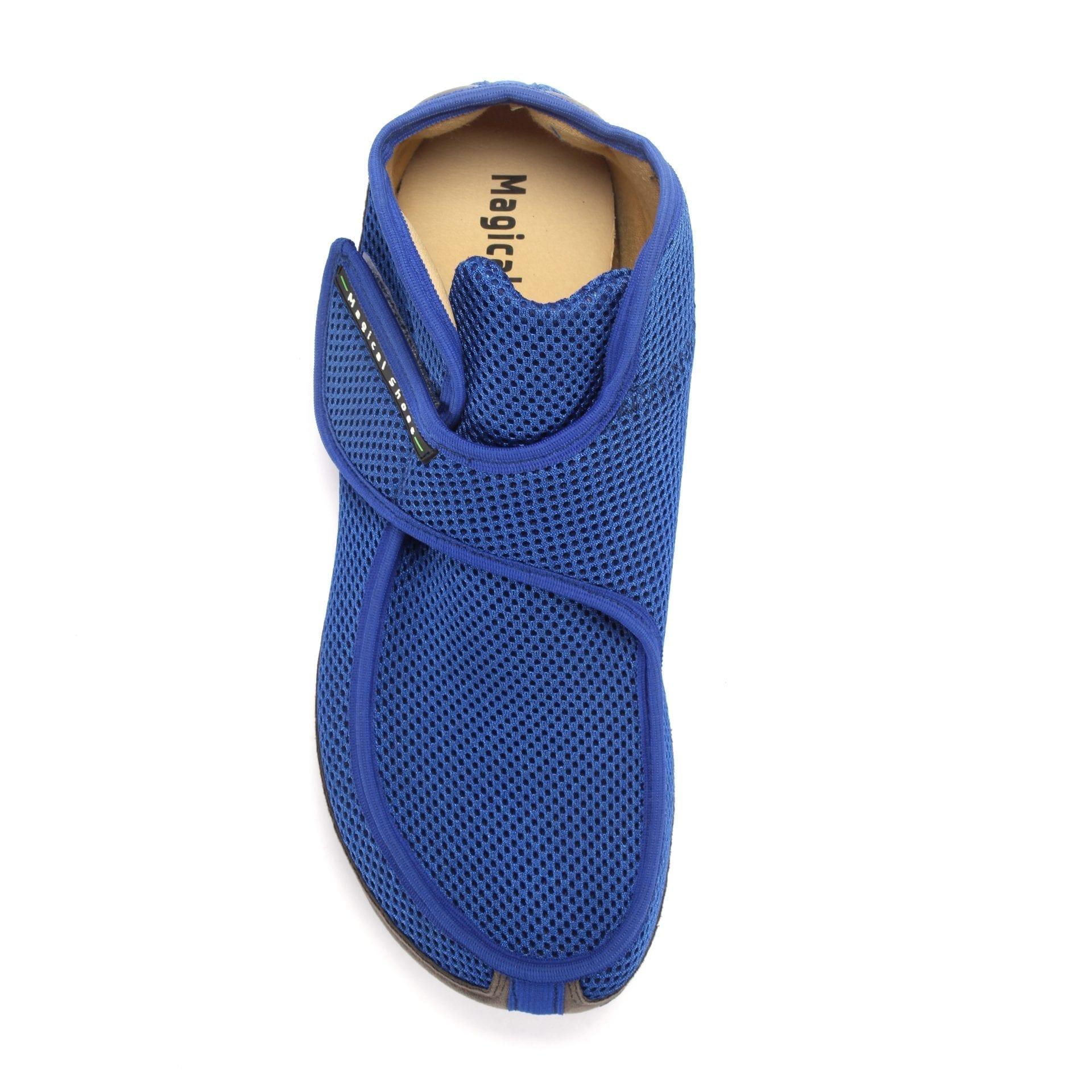 oddychające lekkie buty buty dla chorych stóp zdrowe stopy szerokie buty wygodne buty szerokie memory foam obuwie na rzep
