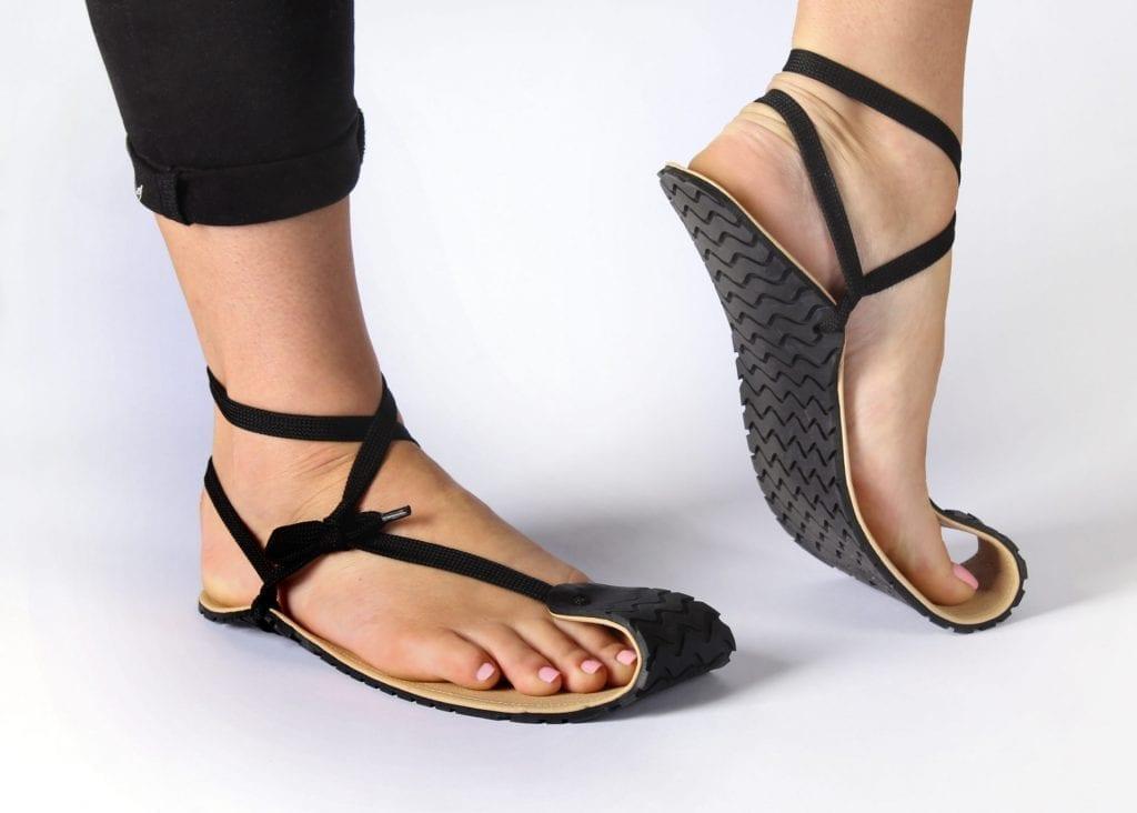žabky tarahumara pro dámské běžecké sandály