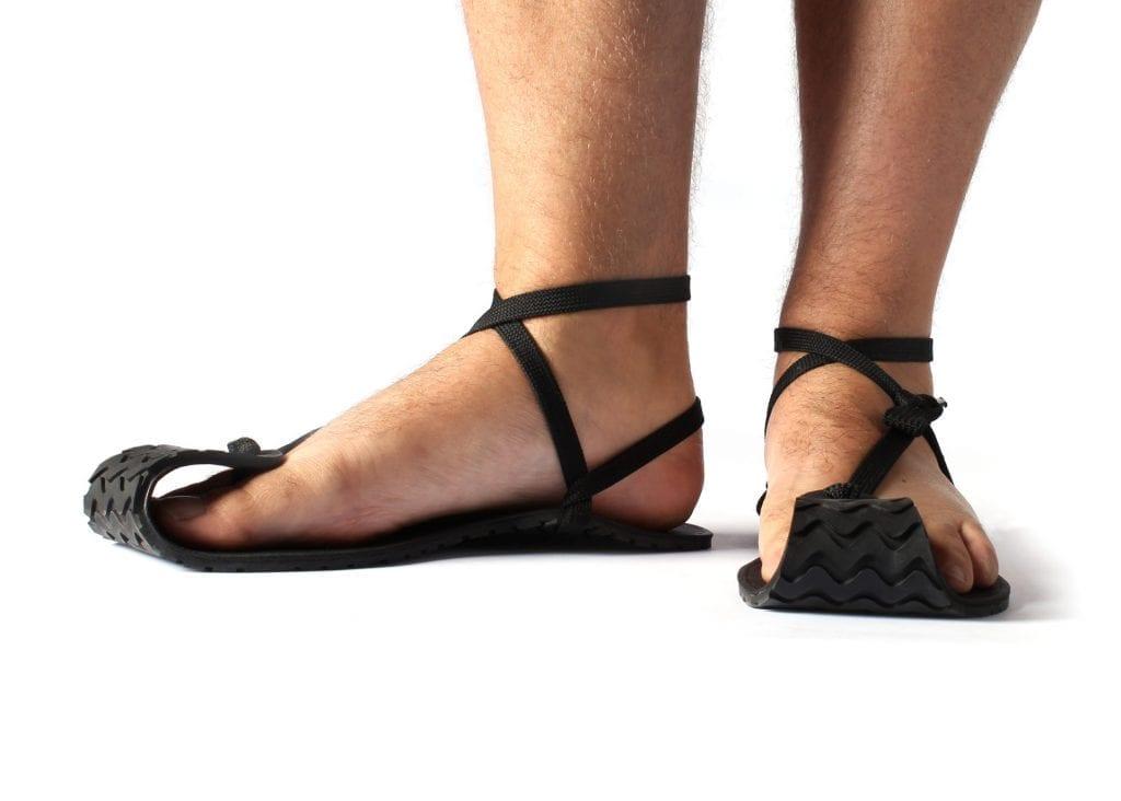 tarahumara flip-flops men's sandals barefoot born to run