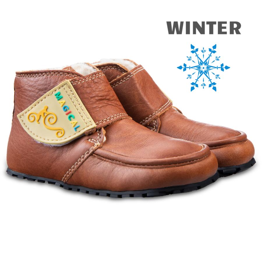 Barfuss Kinder Winterschuhe - Magical Shoes ZiuZiu
