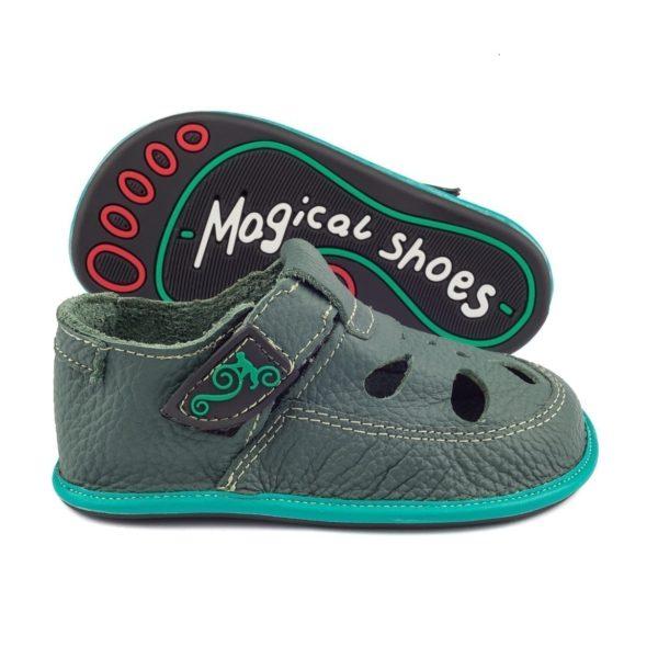 buty dla niemowlaka - buty minimalistyczne dla dzieci Magical Shoes COCO