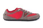 minimalistyczne buty do biegania - Magical Shoes VEgan Red - wegańskie buty minimalistyczne