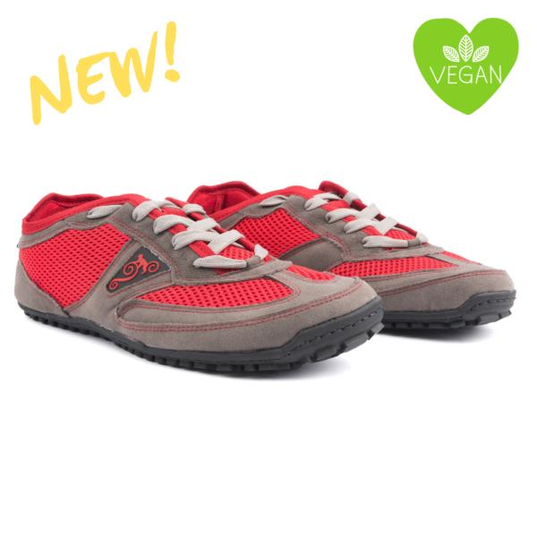 minimalistyczne buty biegowe Magical Shoes Explorer Vegan Fire