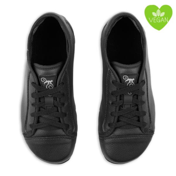 Wegańskie buty barefoot - Magical Shoes Promenade Black Vegan