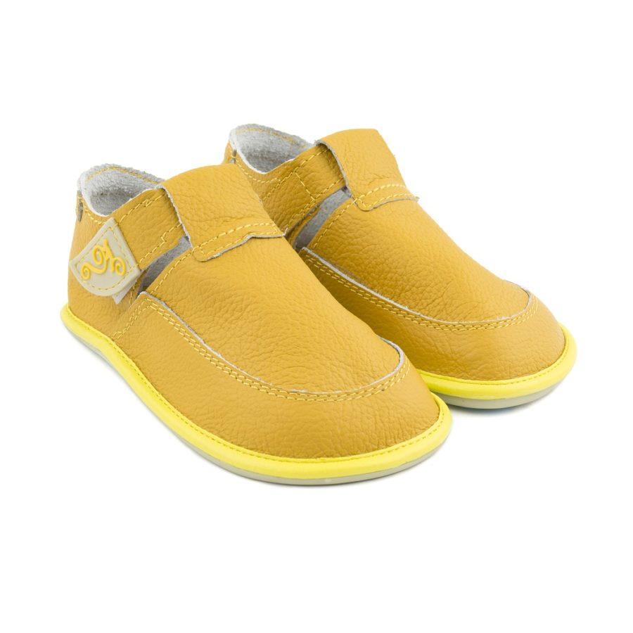 Buciki do żłobka, buty do przedszkola barefoot Magical Shoes