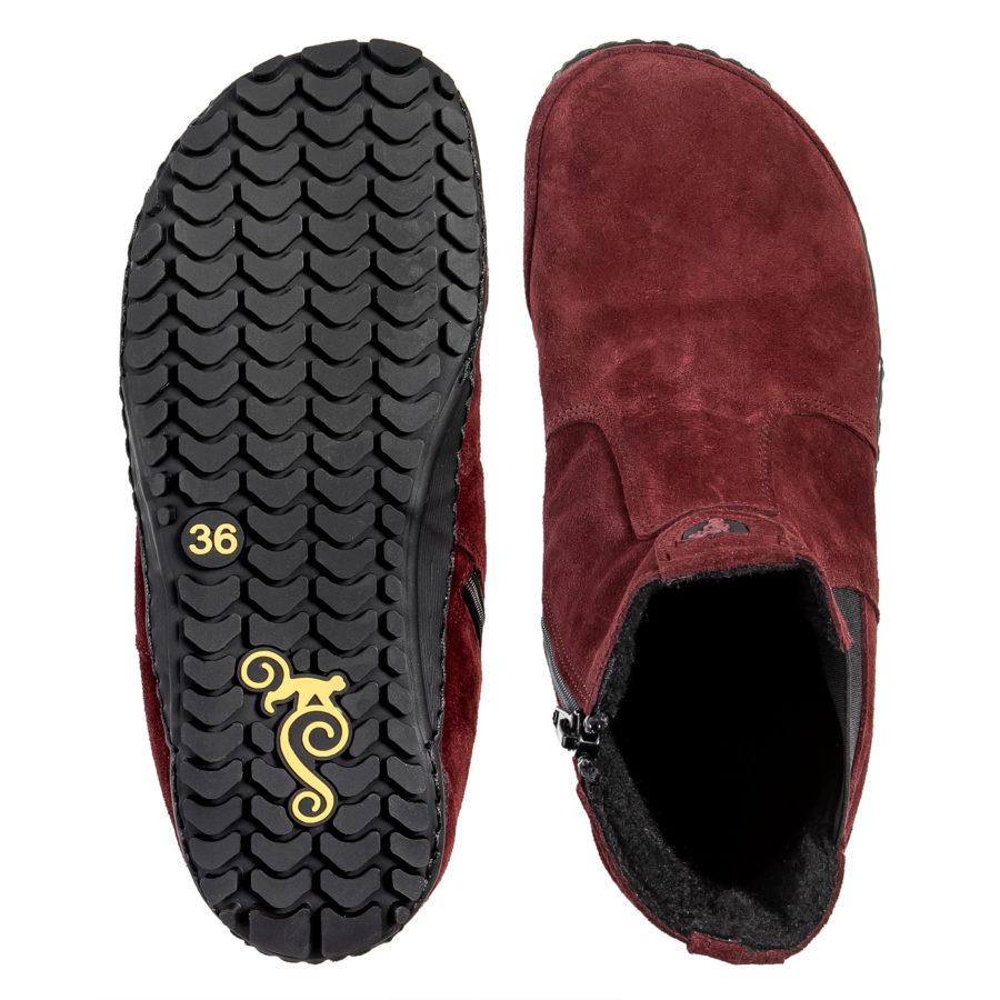 Zdrowe buty minimalistyczne szerokie w palcach - Magical Shoes LUPINO