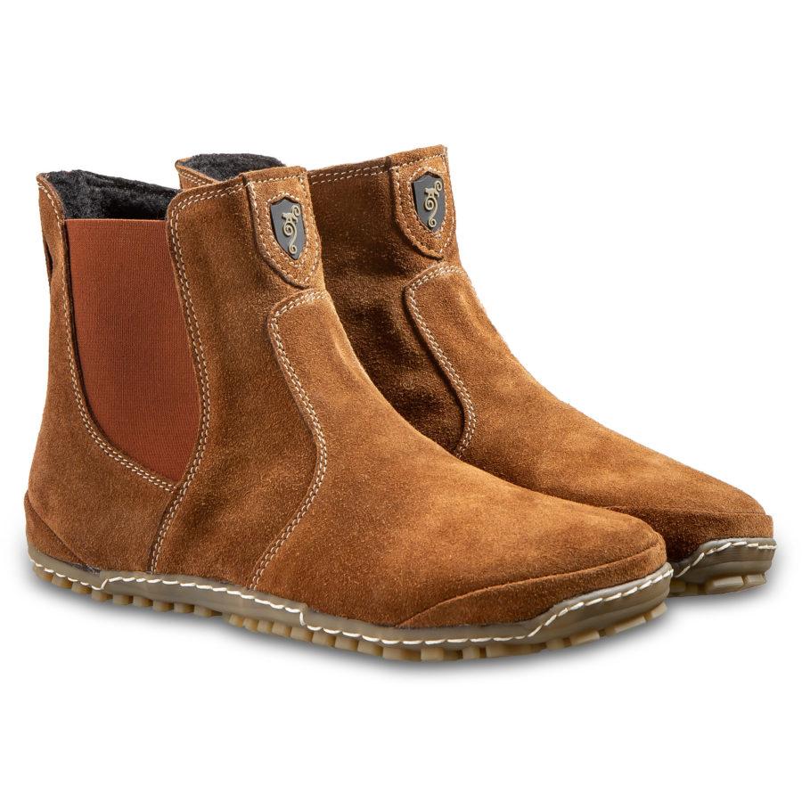 Buty minimalistyczne na jesień - Magical Shoes LUPINO