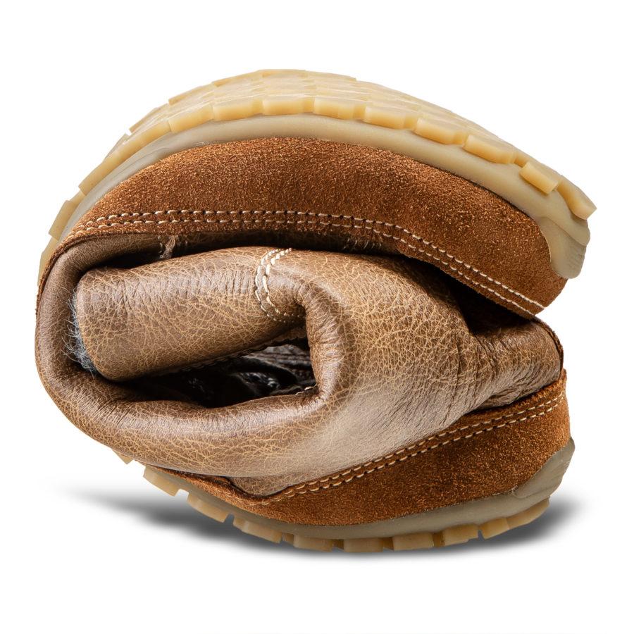 Najbardziej elastyczne zimowe buty - Magical Shoes Alaskan Buffalo Dun