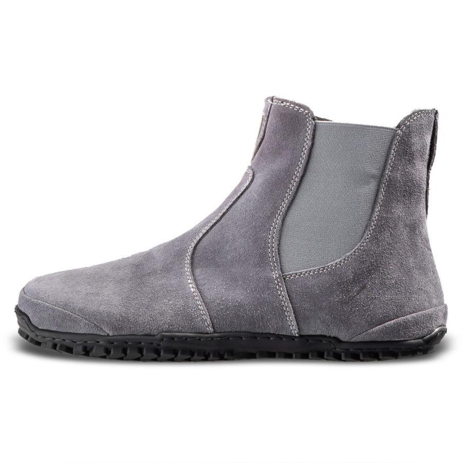 Modne buty minimalistyczne - Magical Shoes LUPINO Gray