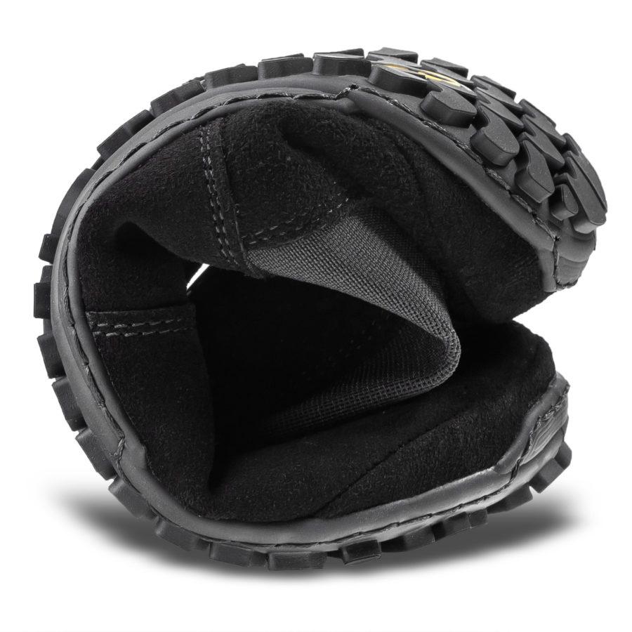 elastyczne buty minimaslityczne dla kobiety i mężczyzny- Magical Shoes LUPINO Black