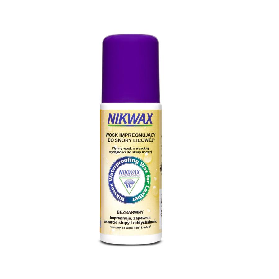 impregnat do ochorny obuwia ze skóry licowej marki NIKWAX