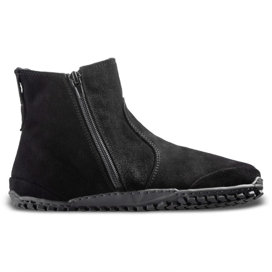 Jiesienne buty minimalistyczne zero drop - Magical Shoes LUPINO Black