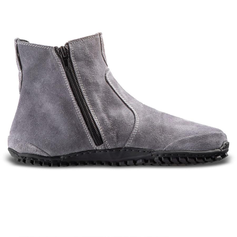 Płaskie buty barefoot zero drop - Magical Shoes LUPINO Gray