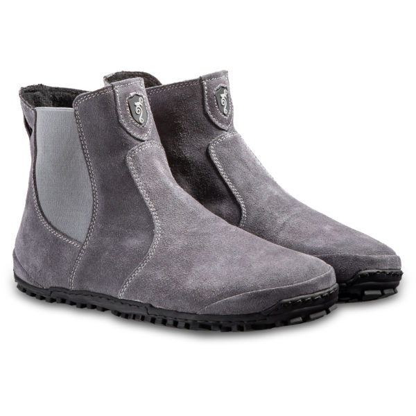 Everyday barefoot boots- Magical Shoes LUPINO Gray