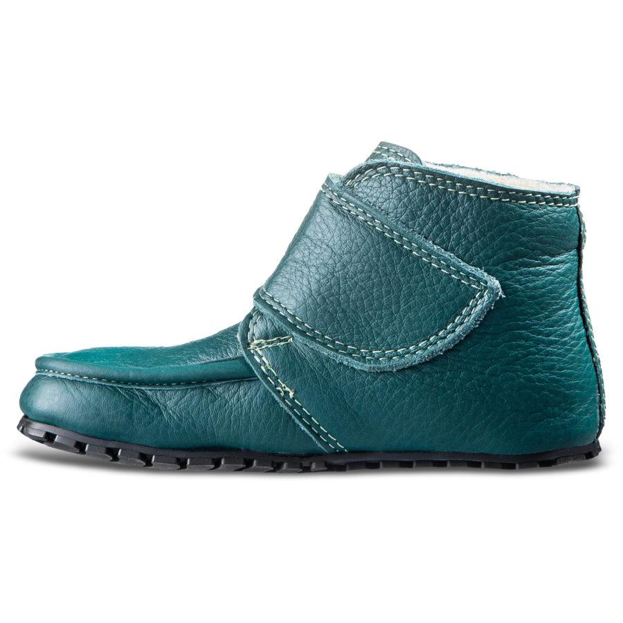Flat winter barefoot shoes for kids  - Magical Shoes ZiuZiu