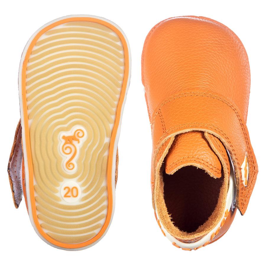 Buciki które nie ściskają palców - Magical Shoes Baloo
