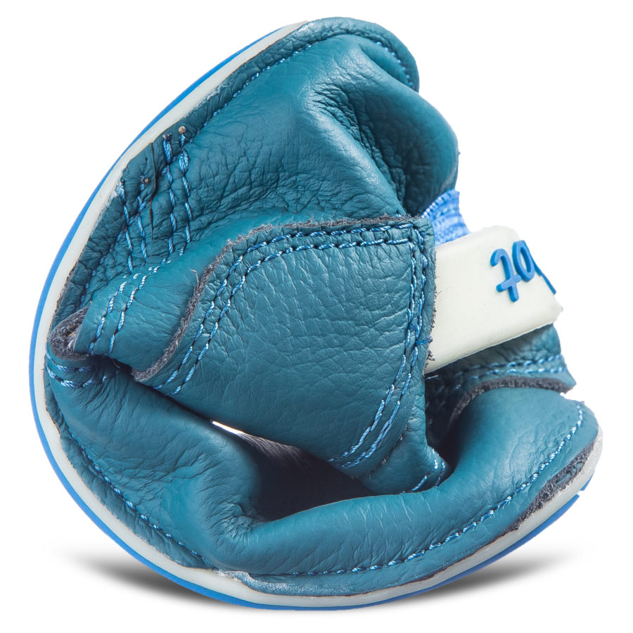Flexible children's leather shoes - Magical Shoes Barefoot