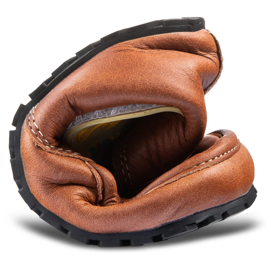 Flexible winter barefoot boots for children - Magical Shoes ZiuZiu
