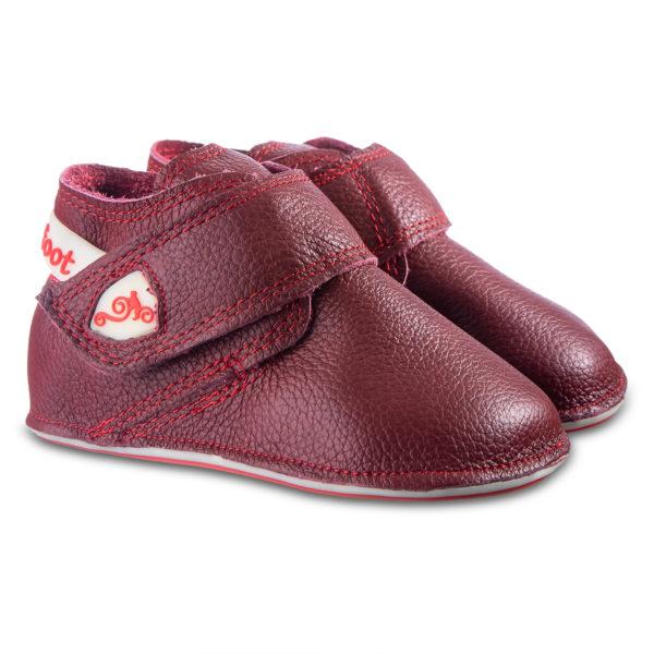 Minimalistyczne kapcie do nauki chodzenia - Magical Shoes Baloo