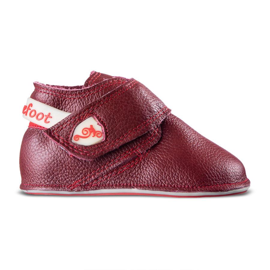Barefootowe buciki dziecięce ze skóry - Magical Shoes Baloo
