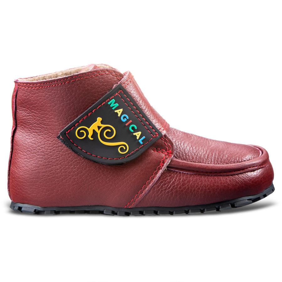 Modne buty dziecięce ze skóry - Magical Shoes TupTup