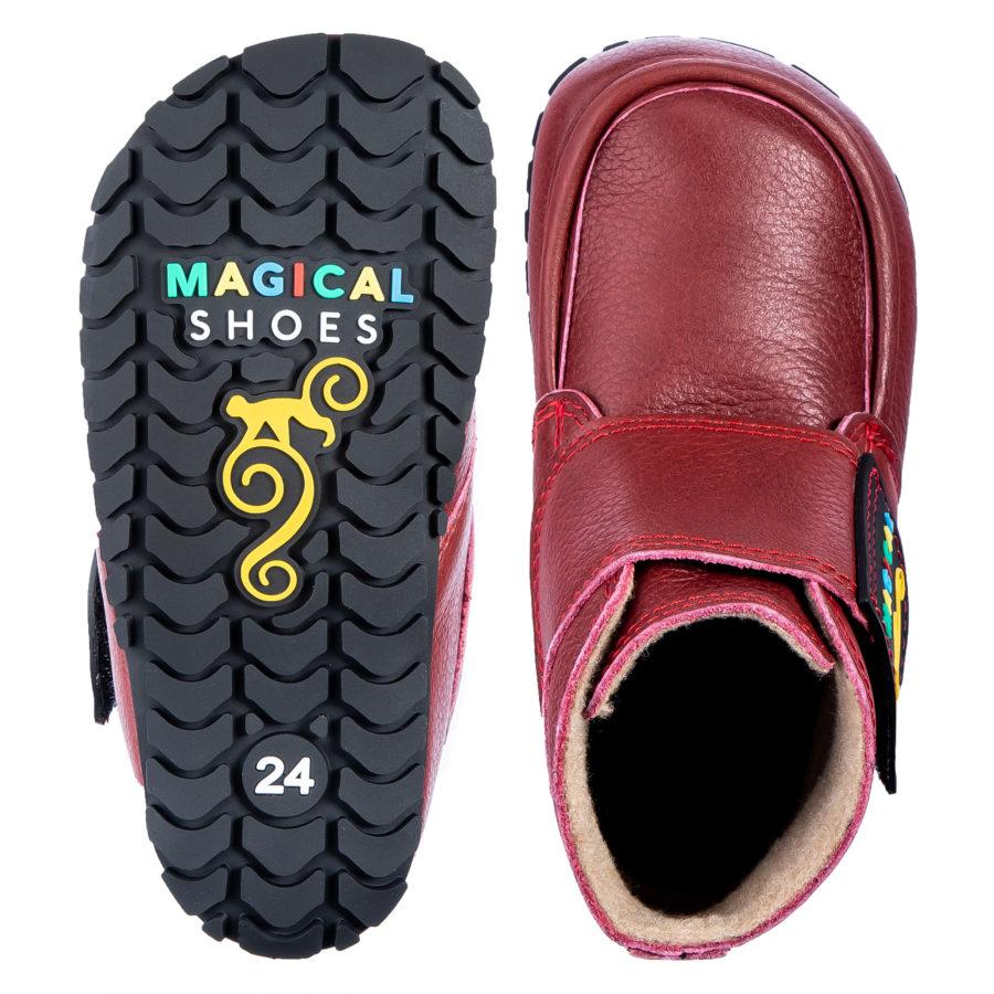 Wygodne buty barefoot dla dzieci, na jesień - Magical Shoes TupTup