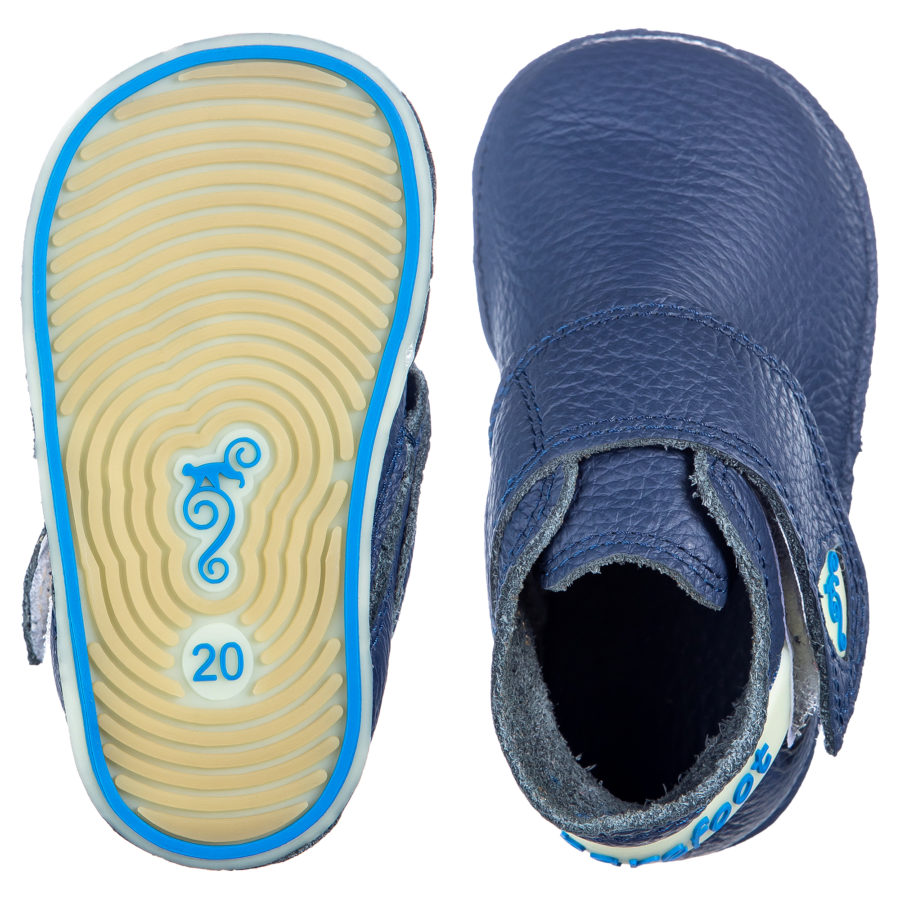 Children's shoes with a chubby foot - Magical Shoes Baloo