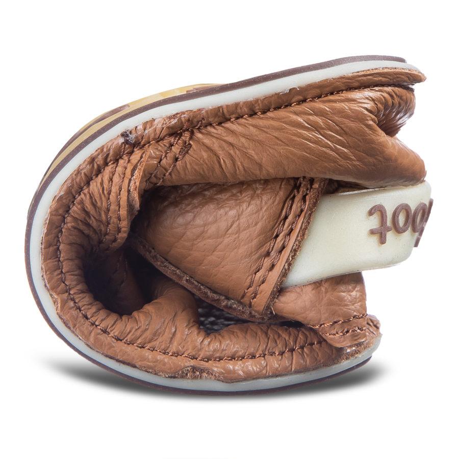 Elastyczne buciki ze skóry polskiej produkcji - Magical Shoes Baloo